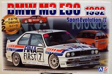 1992 BMW M 3 E 30 Sport Evo II Gr. A DTM  1:24 Aoshima Beemax 106303  # 24