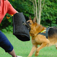 Dog Bite Sleeve Black Heavy Duty Arm Training Intermediate for Pitbulls K9 Boxer