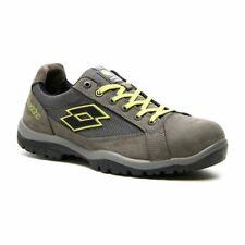 LOTTO WORKS scarpe antinfortunistiche nubuck e tessuto R7008 JUMP 500 S1P SRC