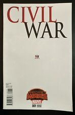CIVIL WAR #1 Secret Wars (Ant Sized variant) (2015 MARVEL Comics) ~ VF/NM Book