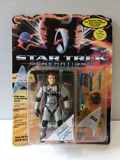 Star Trek Generations Captain James T Kirk in Space Suit action figure, #6930