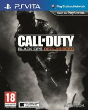 NEW & SEALED! Call Of Duty Black Ops Declassified Sony Playstation PS Vita Game