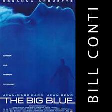 Bill Conti, The Big Blue CD Soundtrack ~ Rare US Version Complete Score 22 Songs