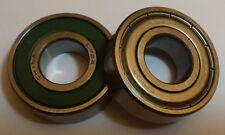 6203-ZDW, NSK Ball Bearing, One side Sealed, One side Shield