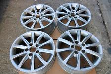 "4 x Genuine Original Honda Civic MK9 16"" Alloy wheels ideal for Winter"
