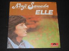 """KENJI SAWADA   SP 45T 7""""   ELLE   1976"""