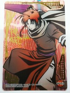 Gintama Bandai anime manga carddass carte card made in japon SP153