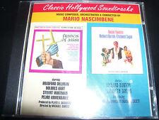 Francis Of Assisi / Doctor Faustus (Mario Nascimbene) Soundtrack CD – New