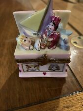 limoges france trinket boxes Toy Chest
