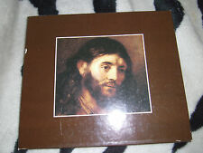 Portrait of Jesus: The Life of Christ in Poetry and Prose 1972, HCDJ in Box Illu