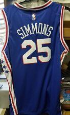Ben Simmons Philadelphia 76ers NBA Jerseys  71199b0d7