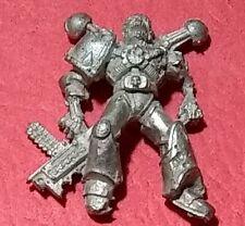 UNRELEASED DEAD CHAOS SPACE MARINE 4 Warhammer 40K Horus Heresy GamesDay Diorama
