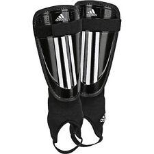 Adidas Adi Club Protection Gear size M Soccer Shin Guard Black Metallic Silver