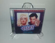 VIBES Original Movie Soundtrack Limited Edition of 2000 CD 1988 James Horner NEW
