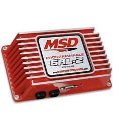 MSD 6530 IGNITION CONTROL, PROGRAMMABLE 6AL-2