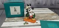 WDCC Disney Classic figurine Magician Mickey AS IS on with Show member pin 1997