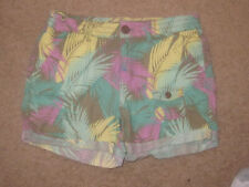 Girls Mossimo Supply Co. Multi-Colored Floral Shorts (XL 14-16)
