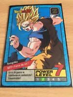 Carte Dragon Ball Z DBZ Carddass Le Grand Combat Part 4 #577 Hidden Prisme 1996