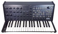 Original KORG MS-20 240v Mk 1 - Korg35 Chip Version - Pro-serviced Vintage Synth