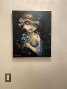 jasmine becket griffith canvas