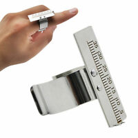 Endo Gauge Finger Rulers Span Measure Scale Endodontic Dental Instruments Ring