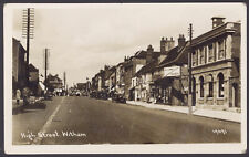 More details for witham essex. high street, witham. fabulously clear photography ! vintage rppc