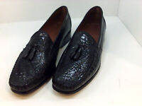 Belvedere Men's Shoes ehdbij Loafers, Moccasins & Slip Ons, Black, Size 13.0 CPR