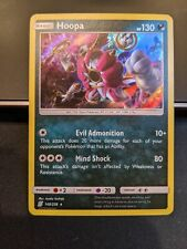 Hoopa 140/236 Unified Minds Pokemon Card Rare Holo NM