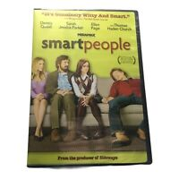 Smart People (DVD, 2008) Fast shipping and Free Returns