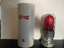 BUDWEISER Red Light Original Metal Version 2013 NHL Goal Light WIFI  Bud Light