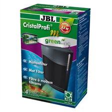 JBL CristalProfi m greenline flacher Aquarium Innenfilter + Mini Thermometer