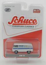 1:64 SCHUCO European Classics *MARTINI RACING* VW T1 Panel Van *MiJo* NIP