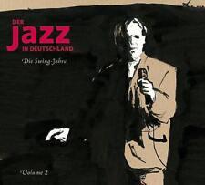 VARIOUS ARTISTS - DER JAZZ IN DEUTSCHLAND, TEIL 2 NEW CD
