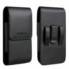 """Yuzihan Holster Fit for iPhone 8 Plus 7 Plus 6 Plus Belt Holster Pouch 5.5"""" i..."""