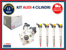 Pompa Alta Pressione e Iniettori Diesel Bosch per Audi A3 A4 A5 A6 Q5 TT 2.0 TDI