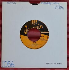 "Audrey Hall – Smile 7"" – DG 15 – VG"