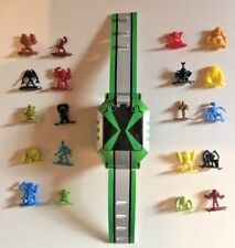 BEN 10 - Omnitrix Challenge & 20 Mini Figures