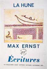 Max Ernst/ Original Lithografie  /London 1970/La Hune