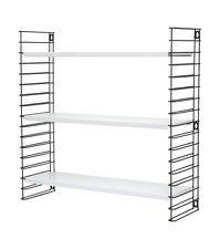 Metaltex 377603 Metal 3 Tier Libro Shelves Shelving Designed By Adriaan Dekker