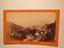 Berchtesgaden - 1873 / CDV