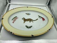 Lynn Chase Designs Exotica Oval Serving Platter