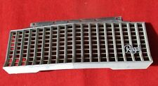 1980 Buick Regal Chrome Plastic Grill Very Nice Used Original GM