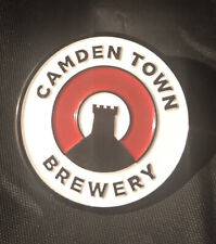 CAMDEN TOWN BREWERY PIN BADGE - BRAND NEW