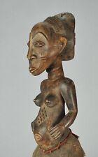 Large  LUBA cult figure statue sculpture Congo African Tribal Art 1335