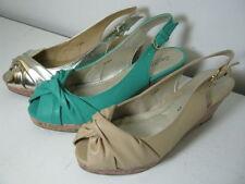 Sandali e scarpe plateau , zeppe sintetici marca Spot On per il mare da donna