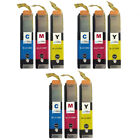 9 C/M/Y XL Ink Cartridges for Brother MFC-J4410DW, MFC-J4610DW