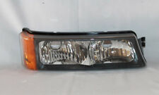 Parking Light fits 2002-2007 Chevrolet Avalanche 1500 Avalanche 2500 Silverado 2