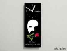 Phantom of the Opera Quotes-In his eyes, all the sadness of the world-Wall Clock