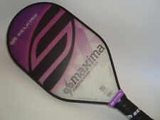 ALL NEW SELKIRK AMPED X5 MAXIMA PICKLEBALL PADDLE FIBER FLEX  AMETHYST PURPLE