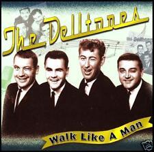 DELLTONES - WALK LIKE A MAN CD ~ AUSSIE 60's POP ~ IAN PEE WEE WILSON THE *NEW*
